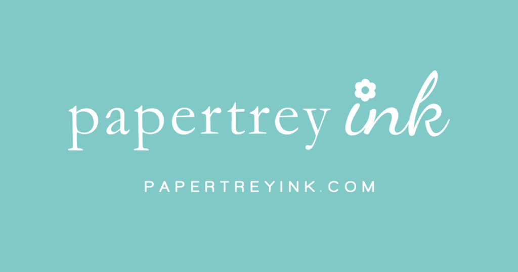 Welcome to Papertrey Ink