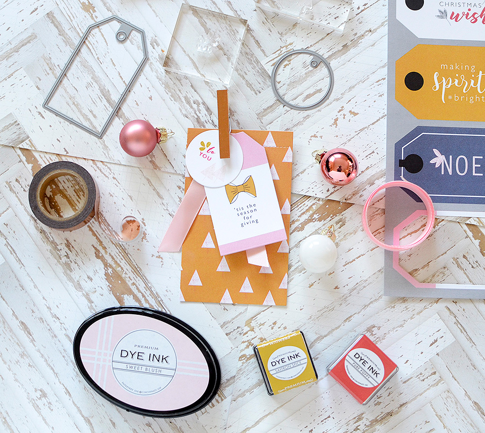 Packaging Ambassador: Rebecca Luminarias – Papertrey Ink Blog