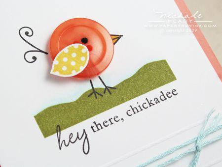 [img] bird buttons