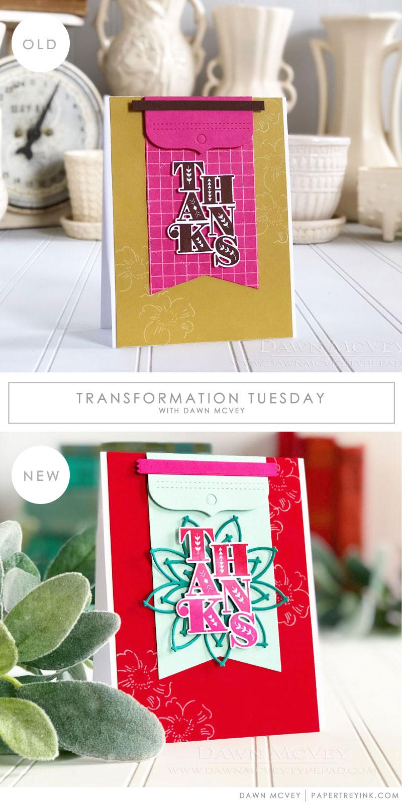 Transformation Tuesday With Dawn McVey