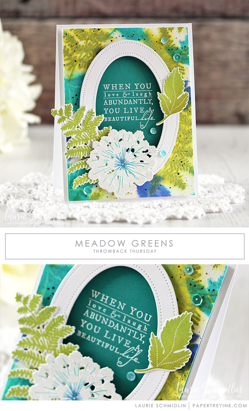 Throwback Thursday: Meadow Greens