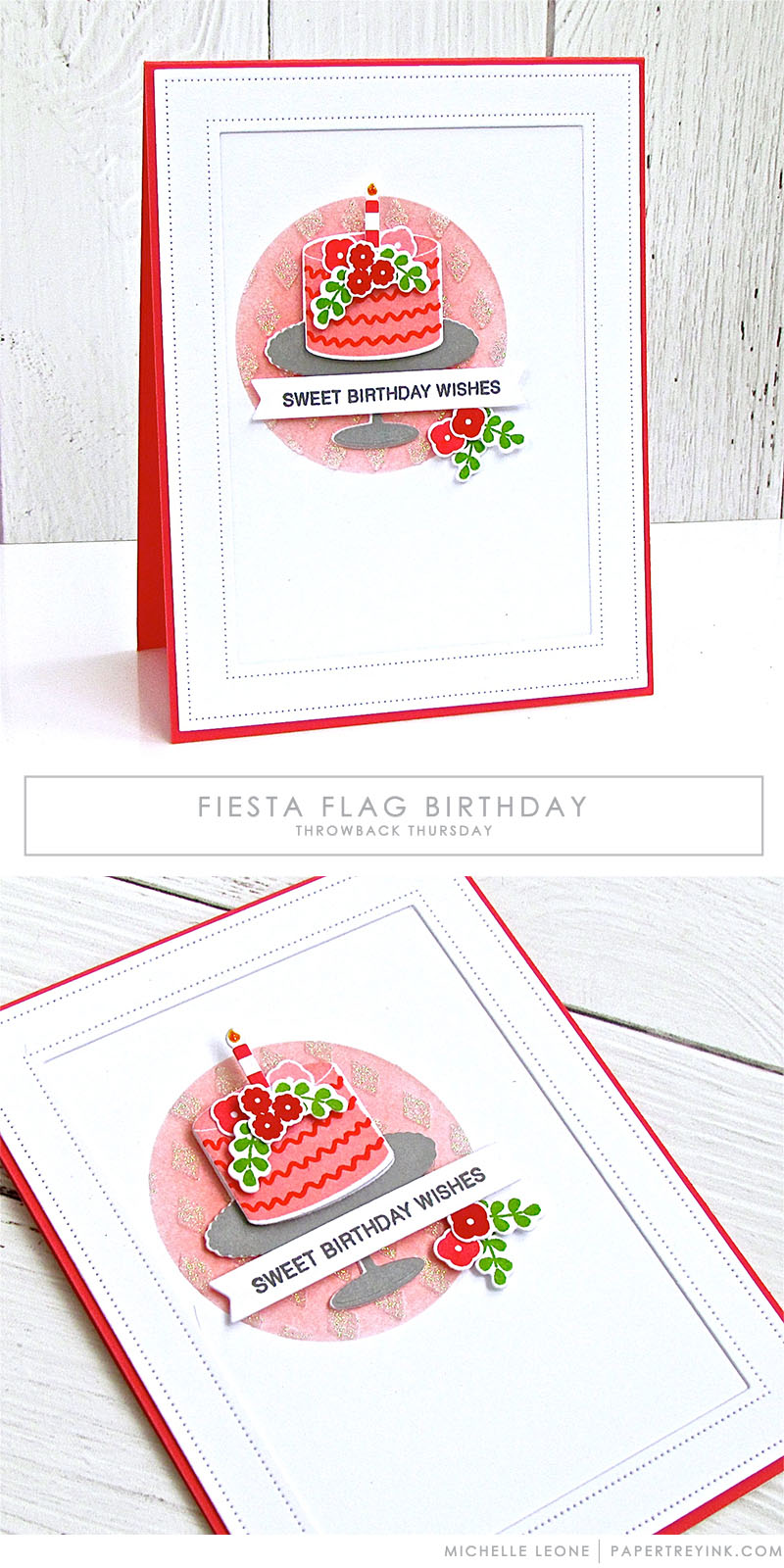 Throwback Thursday: Fiesta Flag Birthday