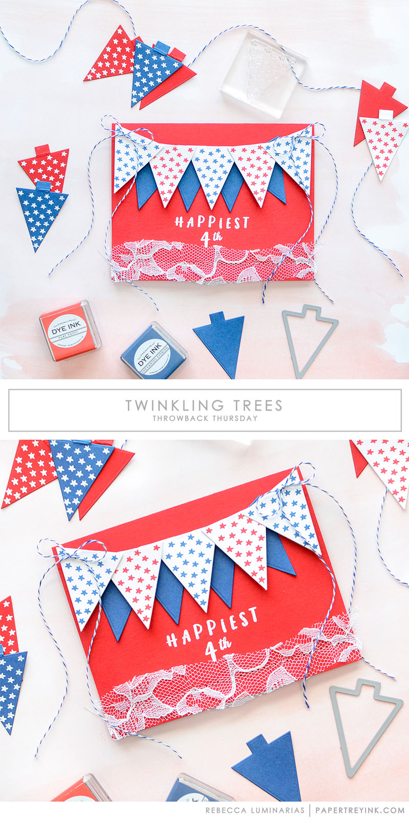 Throwback Thursday: Twinkling Trees