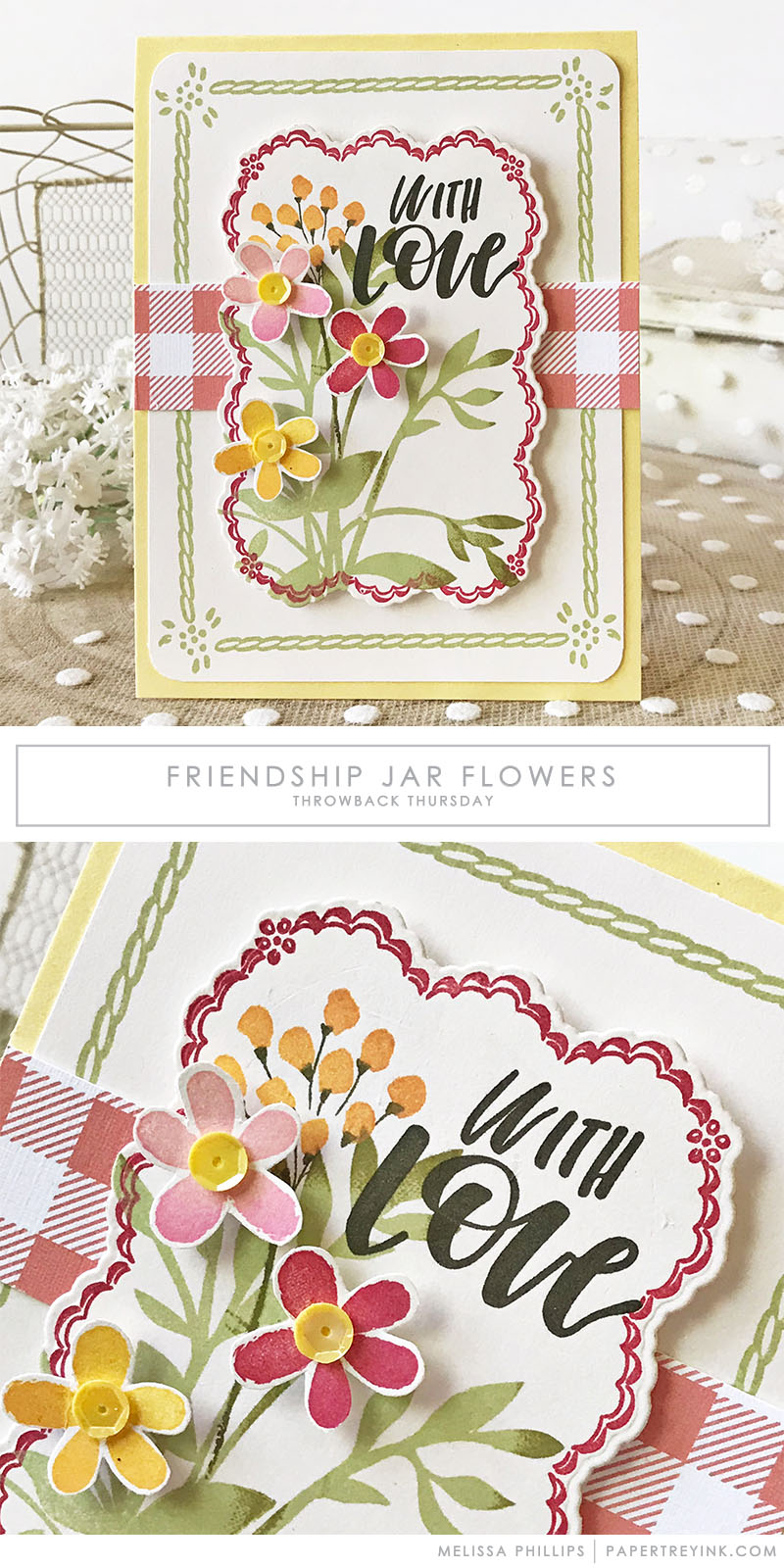 Throwback Thursday: Friendship Jar Flowers