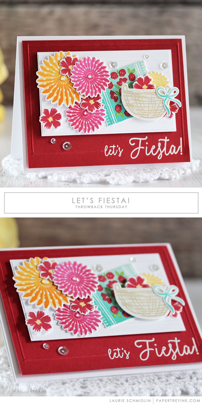 Throwback Thursday: Let's Fiesta!