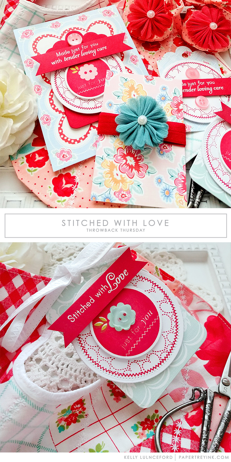 Throwback Thursday: Stitched with Love