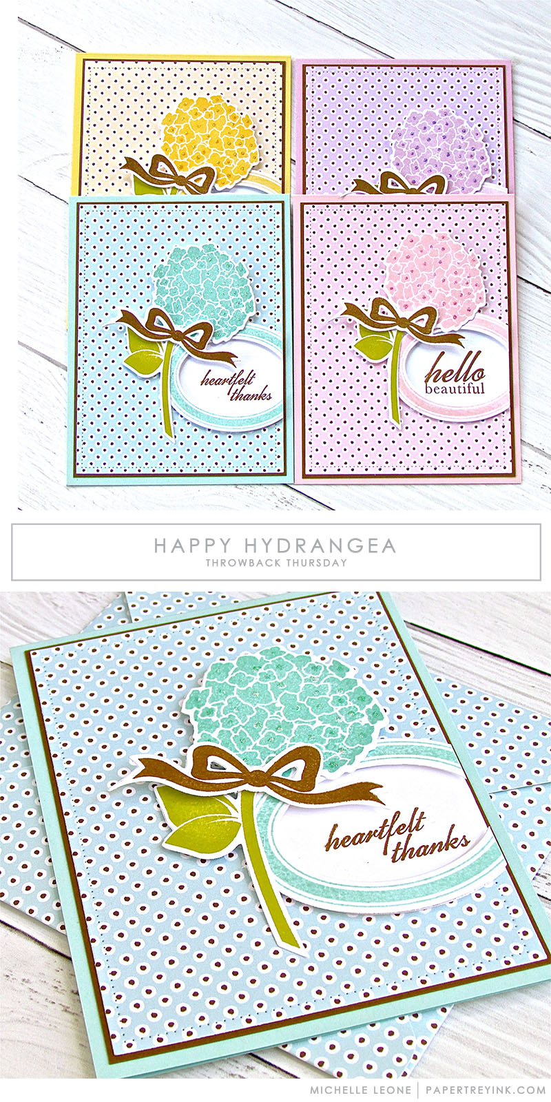 Throwback Thursday: Happy Hydrangea